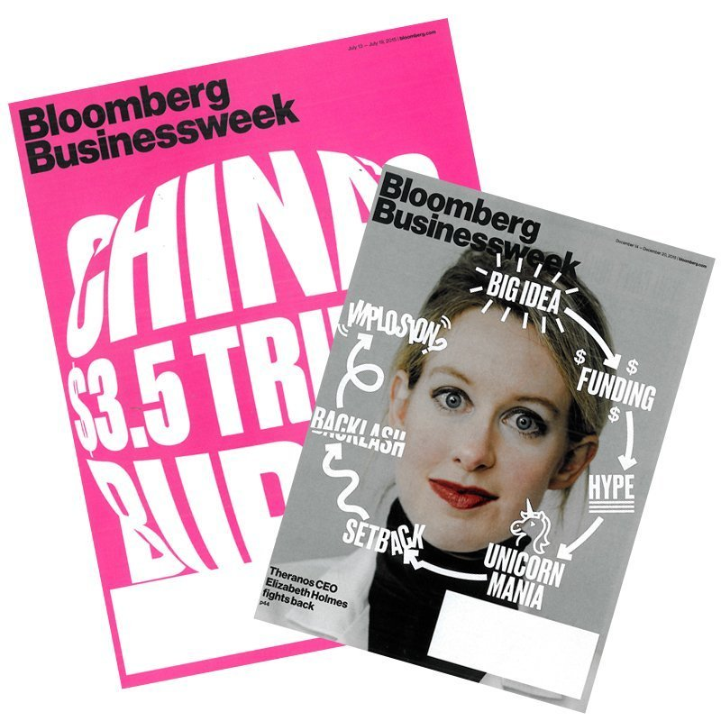 Bloomberg Businessweek 50期1