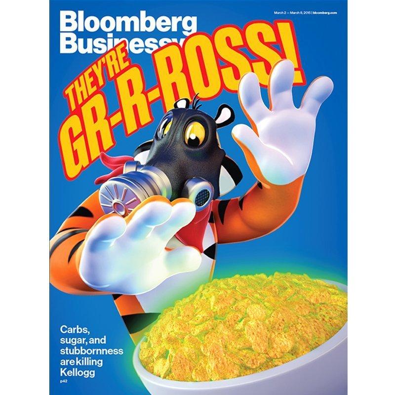 《Bloomberg Businessweek》二年(100期)+送8期2