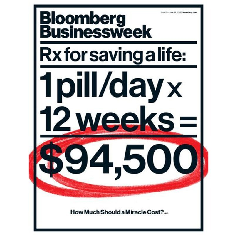 《Bloomberg Businessweek》二年(100期)+送8期3
