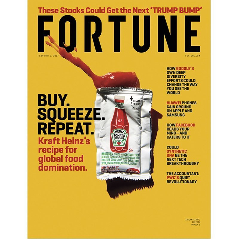 Fortune  財富雜誌 一年12期(6本)2