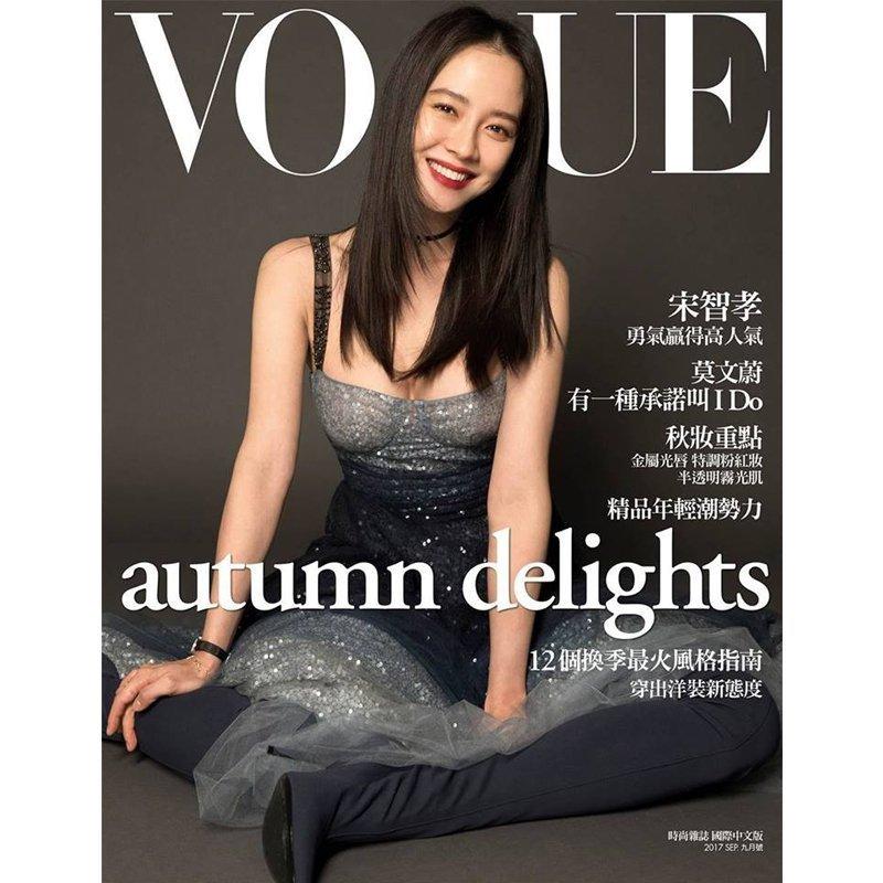 VOGUE國際中文版 (續訂)紙本+電子版二年(24期)+送4期3