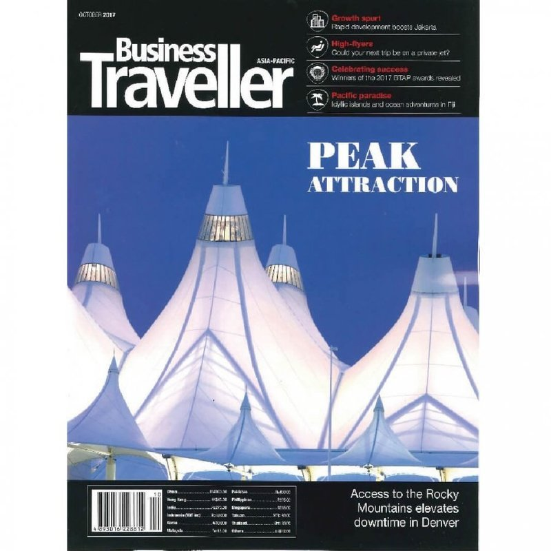 Business Traveller 英文版三年(30期)2