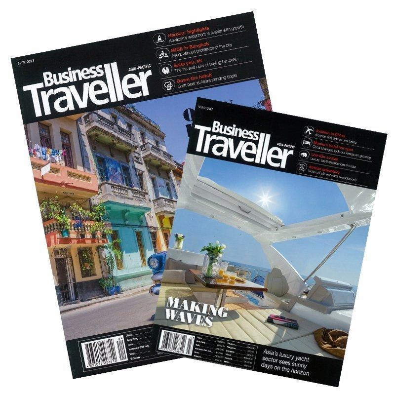 Business Traveller 英文版一年10期1