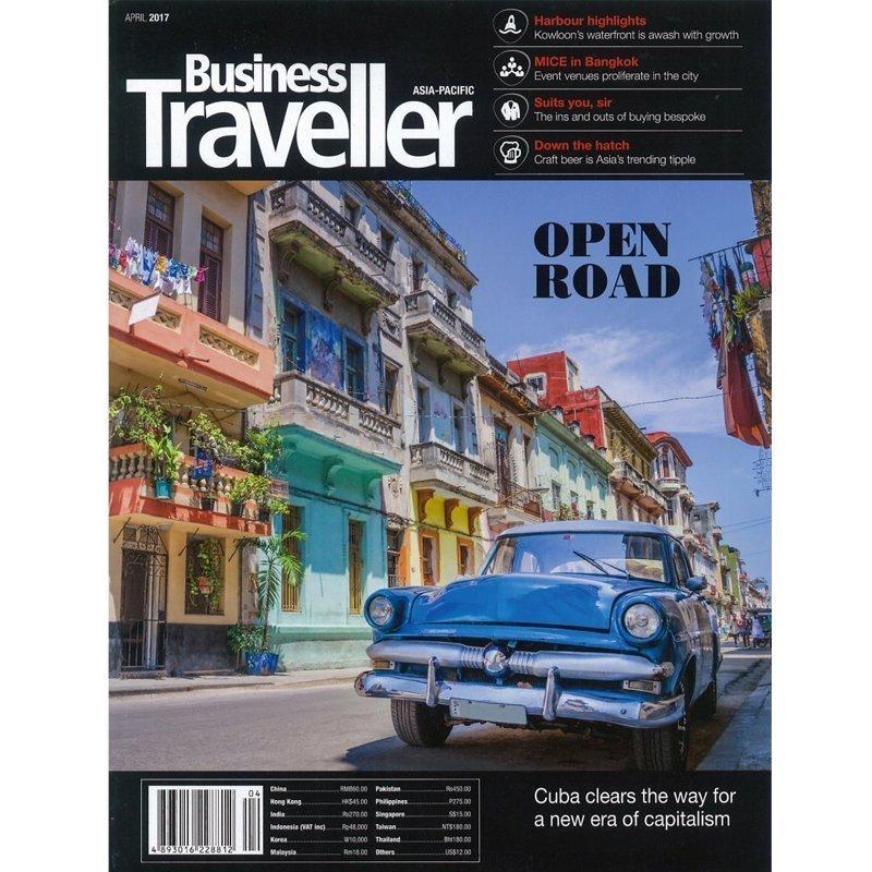 Business Traveller 英文版一年10期2