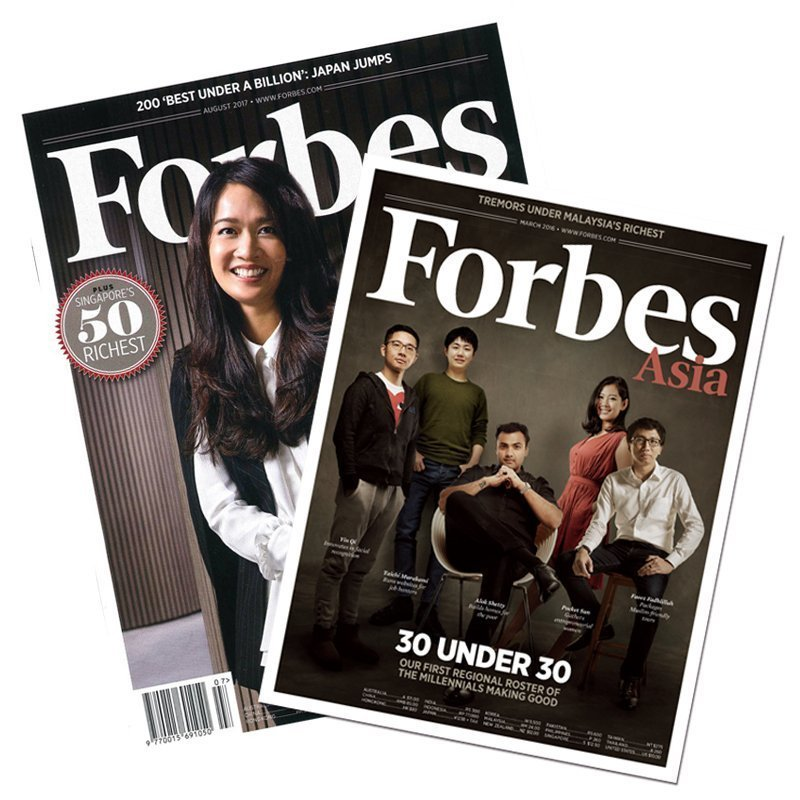 Forbes Asia 二年(20期)1