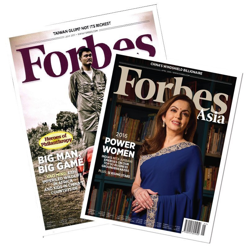 Forbes Asia 三年(30期)1