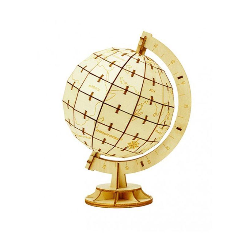 國家地理雜誌 中文版一年12期+JIGZLE 3D木拼圖 地球儀4