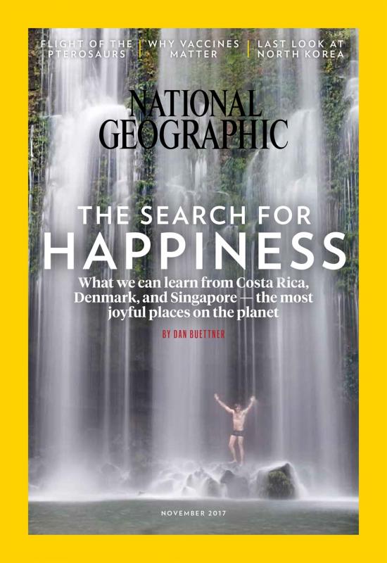 National Geographic 國家地理雜誌(英文版) 一年12期3
