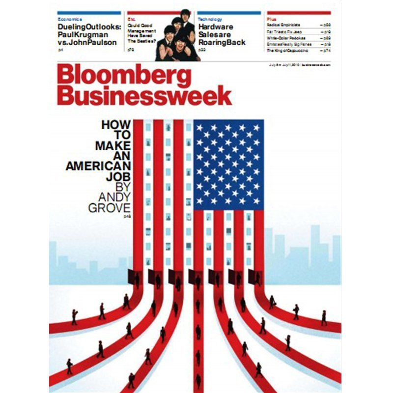 Bloomberg Businessweek 50期+讀者文摘12期(任選英文或中文)2