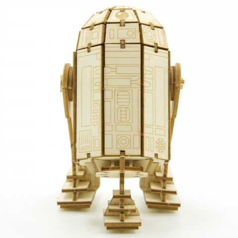 Jigzle  星際大戰R2D2機器人(95折)★家庭親子活動的首選4