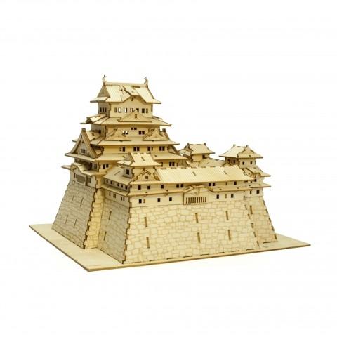 Jigzle  日本 姬路城堡(95折)★家庭親子活動的首選1