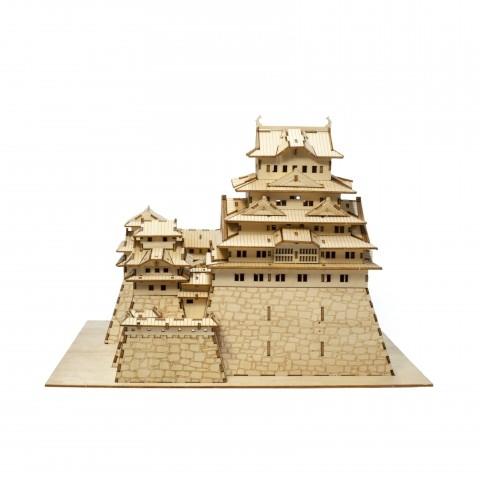 Jigzle  日本 姬路城堡(95折)★家庭親子活動的首選4