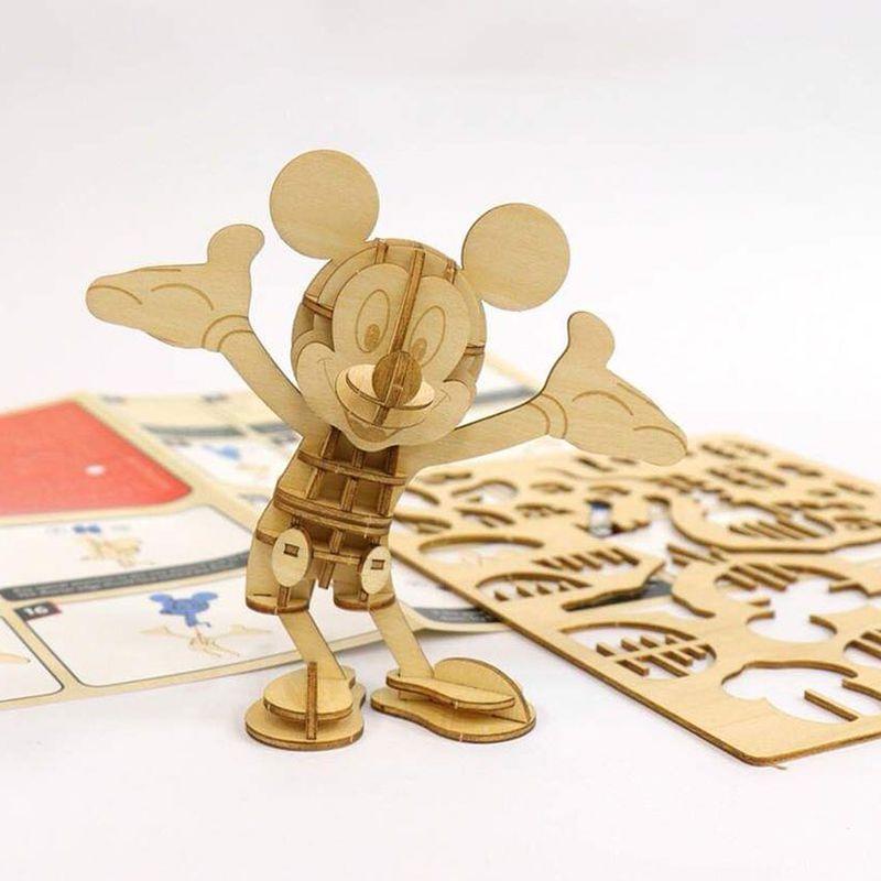 Jigzle  米奇老鼠(95折)★家庭親子活動的首選3