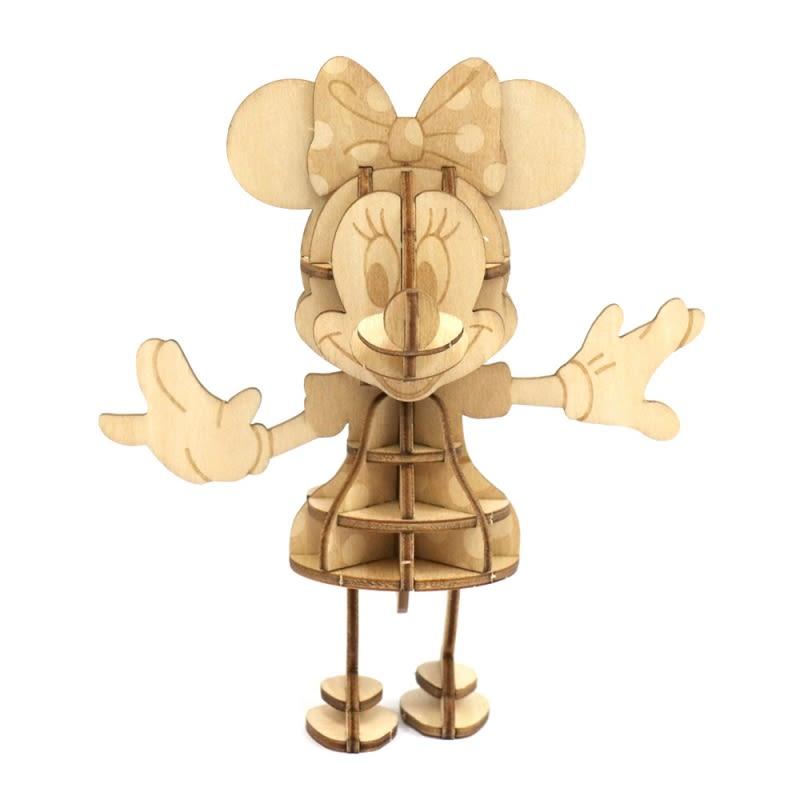 Jigzle  米妮老鼠(95折)★家庭親子活動的首選2