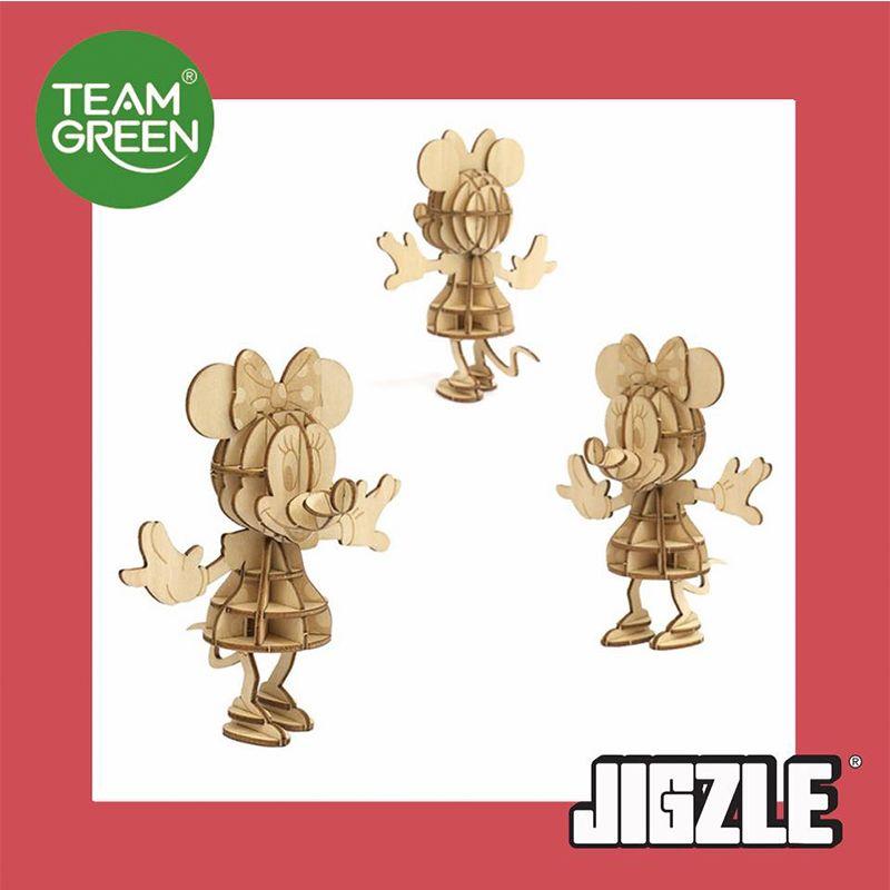 Jigzle  米妮老鼠(95折)★家庭親子活動的首選3