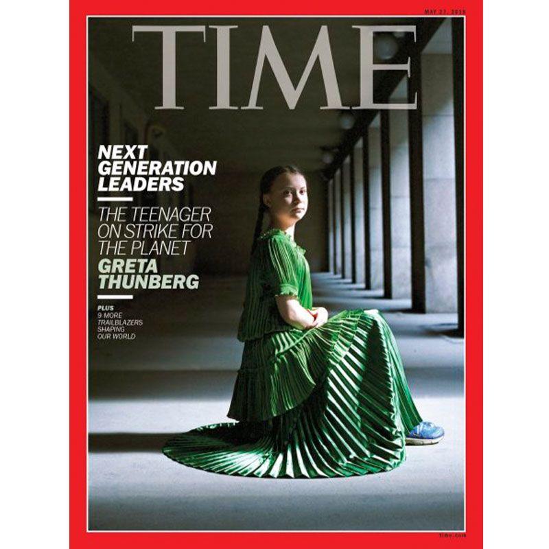 TIME32期(8個月) + National Geographic國家地理雜誌英文版12期 ★送TIME數位版+送英文精裝書2