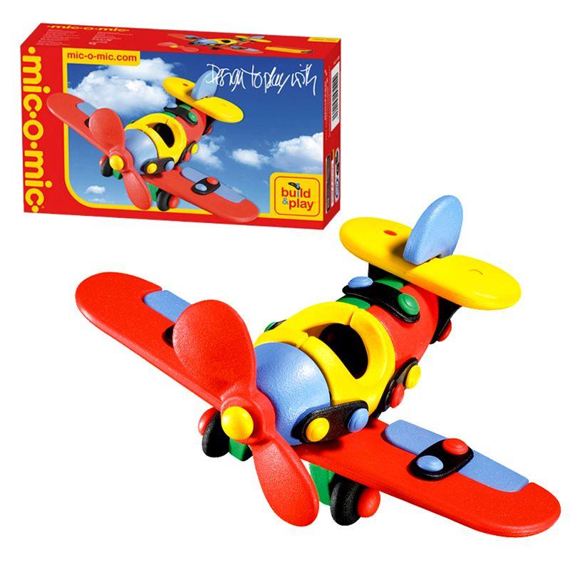 Mic o mic 德國經典工藝玩具- 小飛機(95折)1