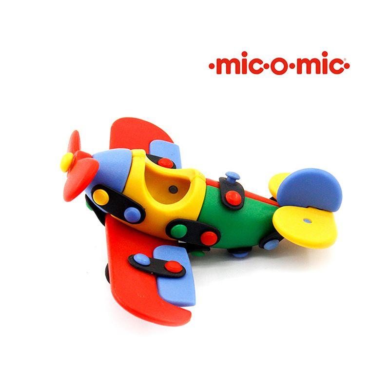 Mic o mic 德國經典工藝玩具- 小飛機(95折)2