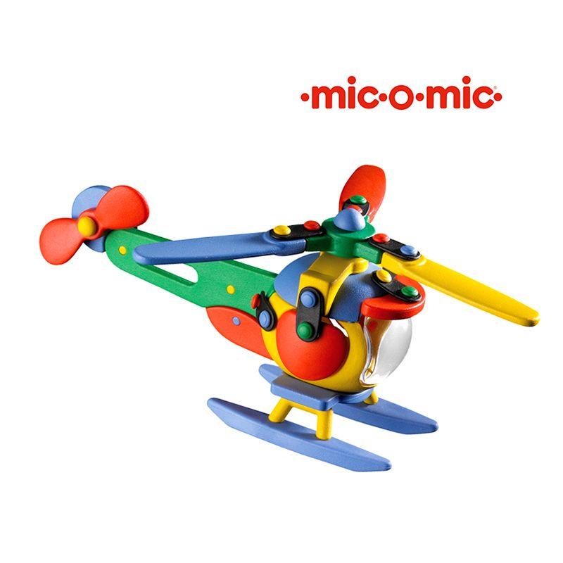 Mic o mic 德國經典工藝玩具- 直升機(95折)2
