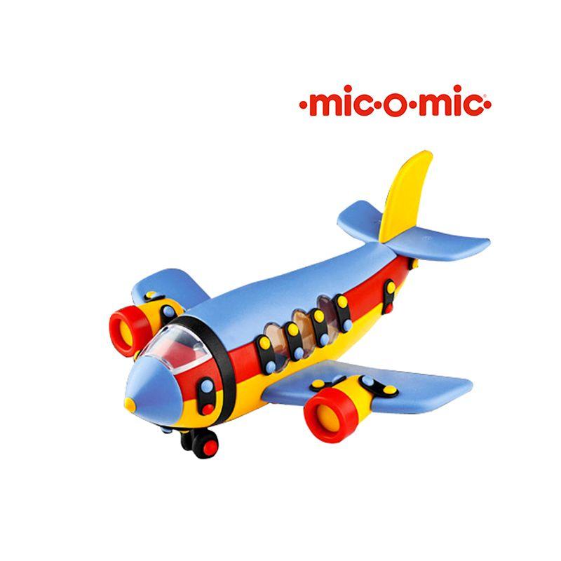 Mic o mic 德國經典工藝玩具- 噴射客機-大(95折)2