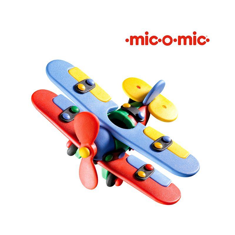 Mic o mic 德國經典工藝玩具- 沖上雲霄 3in1(95折)4