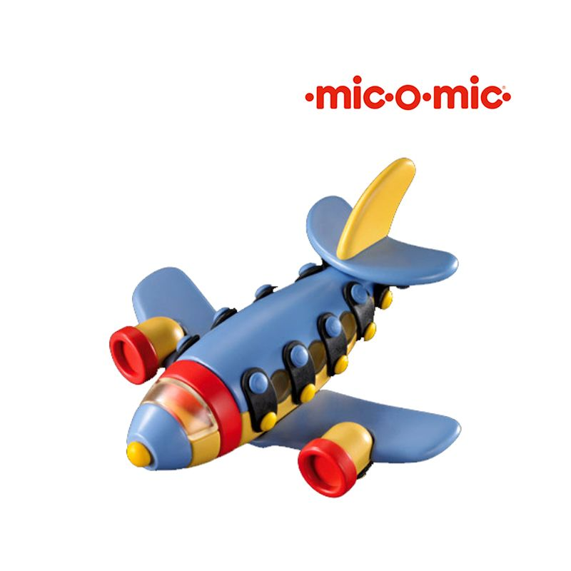 Mic o mic 德國經典工藝玩具- 沖上雲霄 3in1(95折)5
