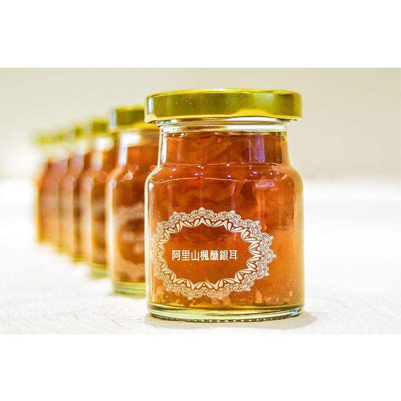 阿里山楓醣銀耳 2 盒 + 阿里山春茶 1 顆(9折)3