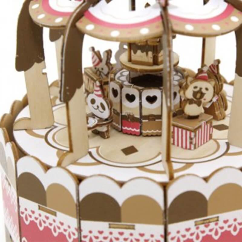 Jigzle  The Cake Party 生日派對(95折)★家庭親子活動的首選2