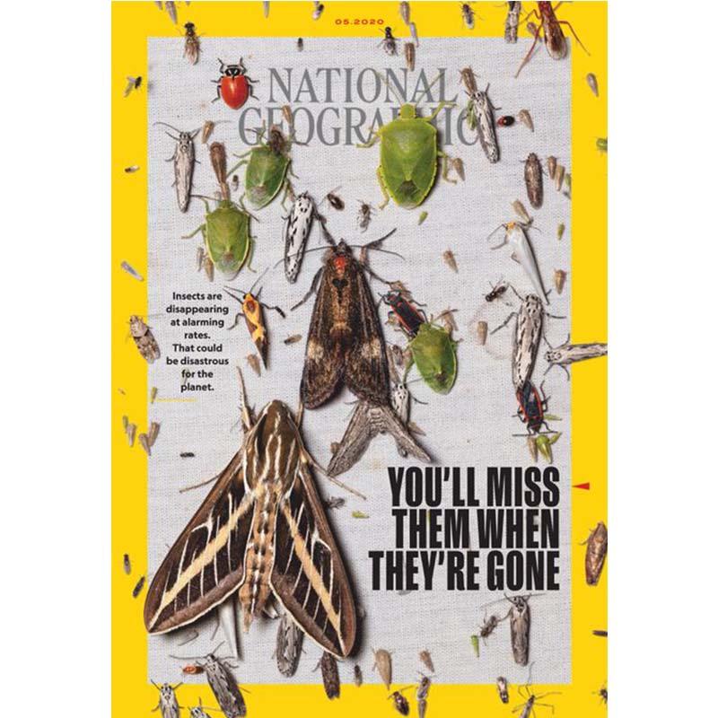 National Geographic 【師生價】國家地理雜誌英文版一年(12期)3