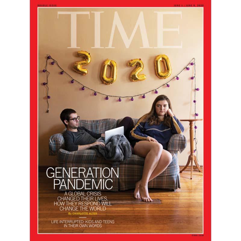TIME37期(9個月)+《雜誌樂讀包》12個月兌換序號 ★送TIME數位版+送英文精裝書2
