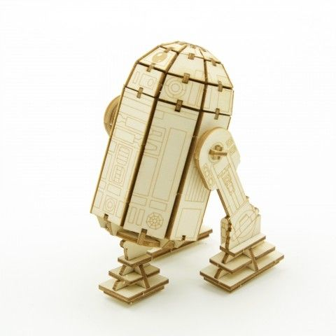 Jigzle  星際大戰R2D2機器人(95折)★家庭親子活動的首選2