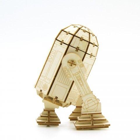 Jigzle  星際大戰R2D2機器人(95折)★家庭親子活動的首選3